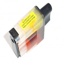 BROTHER LC900 (B900, LC900 Y) Yellow 17,5 ml 500 pages