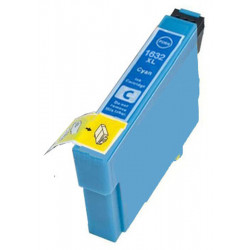 EPSON E16XL (T1632 - STYLO PLUME) CYAN 9 ml 530 pages
