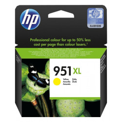 HP 951 XL YELLOW authentique
