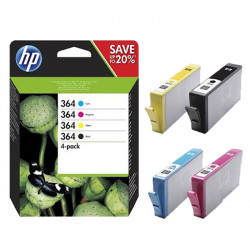 HP 364 XL Multipack authentique