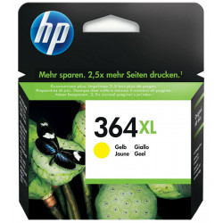 HP 364 XL YELLOW authentique