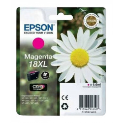 EPSON T1813 XL MAGENTA authentique