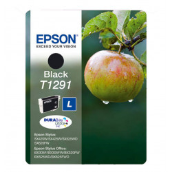 EPSON T1291 BLACK authentique