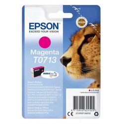 EPSON T0713 MAGENTA authentique