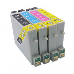 EPSON T0556 XL V4 Multipack compatible