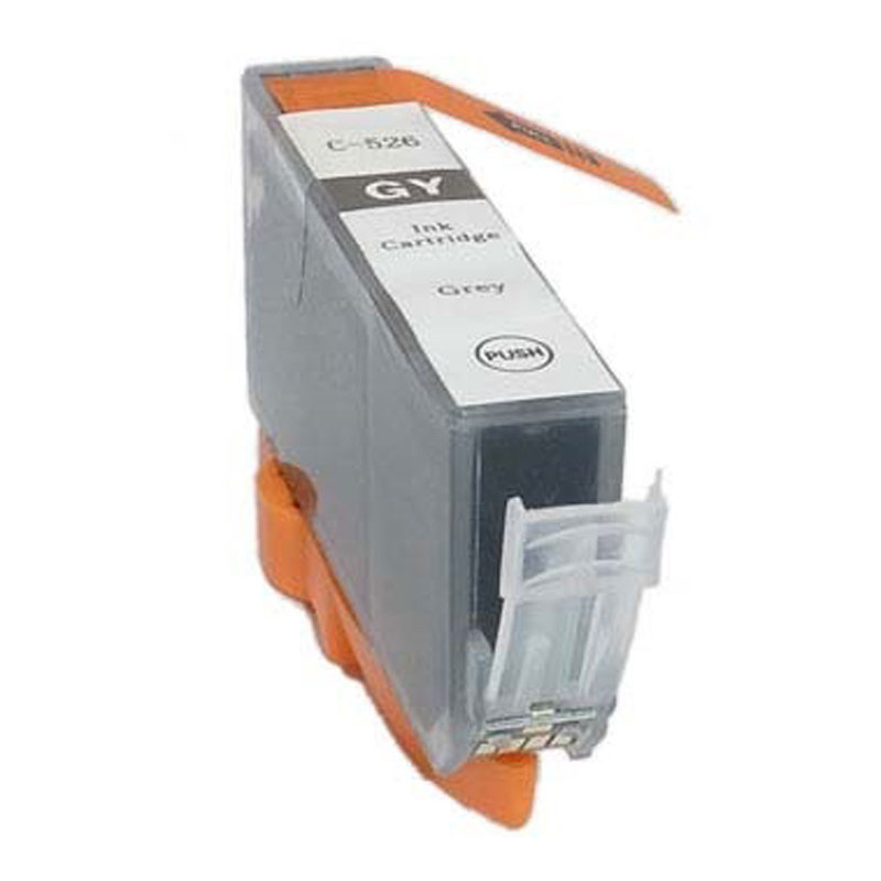 CANON CLI-526 GY (C526, 4544B001) Grise 13.4 ml 437 pages
