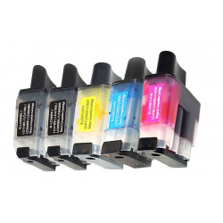 BROTHER LC-900 Multipack compatible