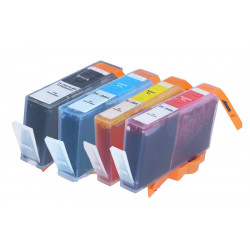 HP 364XL Multipack compatible Bk, C, M, Y