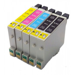 EPSON T0445 Multipack compatible