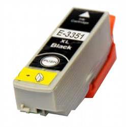 EPSON E33XL (T3351 - ORANGE) BLACK 22 ML 750 pages