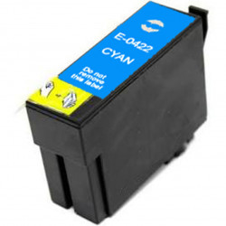EPSON E42 (T0422 - INTERCALAIRE) CYAN 16 ML 420 pages