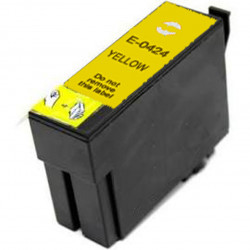 EPSON E42 (T0424 - INTERCALAIRE) YELLOW 16 ML 420 pages