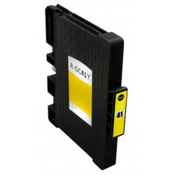 RICOH GC41 (GC-41YL, 405764) Yellow 2200 PAGES