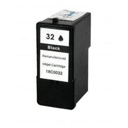 LEXMARK N°32 (L32, 18CX032E) Noir 5 ml 200 pages