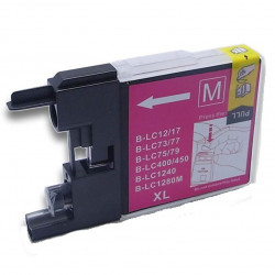 BROTHER LC1240/1280XL Magenta 12 ml 1200 pages
