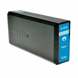 EPSON E701 (T7012 - PYRAMIDES) CYAN 36 ML  3500 pages