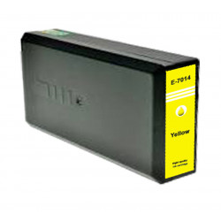 EPSON E701 (T7014 - PYRAMIDES) YELLOW 36 ML  3500 pages
