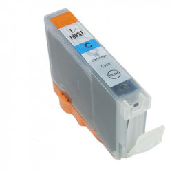 LEXMARK N°100 XL (L100XL, 0014N1069E) Cyan 12,5 ml 600 pages