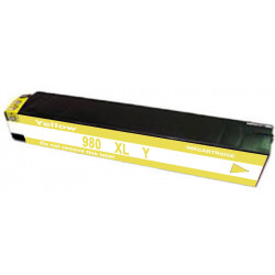 HP H980 (D8J09A, 980) Jaune 110 ml 6600 pages