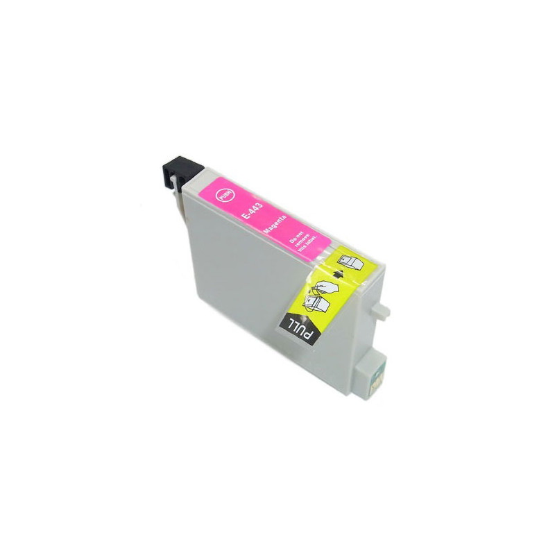 EPSON E44 (T0443 - PARASSOL) MAGENTA 13 ML 450 pages
