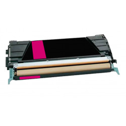 LEXMARK LT524 (C5240MH ,  C5242MH) MAGENTA 3000 PAGES