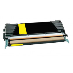 LEXMARK LT524 (C5240YH ,  C5242YH) YELLOW 3000 PAGES