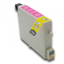 EPSON E48 (T0483 - HYPPOCAMPE) MAGENTA 13 ml 400 pages