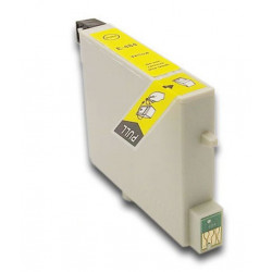 EPSON E48 (T0484 - HYPPOCAMPE) YELLOW 13 ml 400 pages