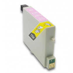 EPSON E48 (T0486 - HYPPOCAMPE) LIGTH MAGENTA 13 ml 400 pages