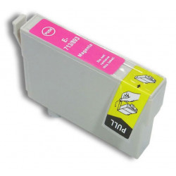 EPSON E71 (T0713 - GUEPARD) Magenta 7,5 ml 300 pages