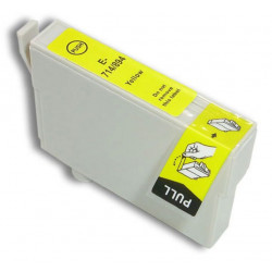 EPSON E71 (T0714 - GUEPARD) Yellow 7,5 ml 490 pages