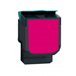 LEXMARK LT802X (80C2XM0) Magenta 4000 PAGES