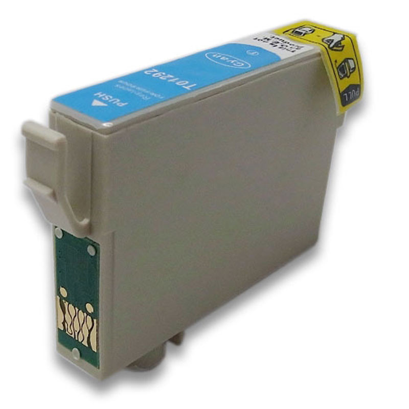 EPSON E129 (T1292 XL - POMME) Cyan 9 ml 460 pages